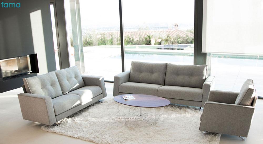 Muebles romerohogar for Sillones para departamentos