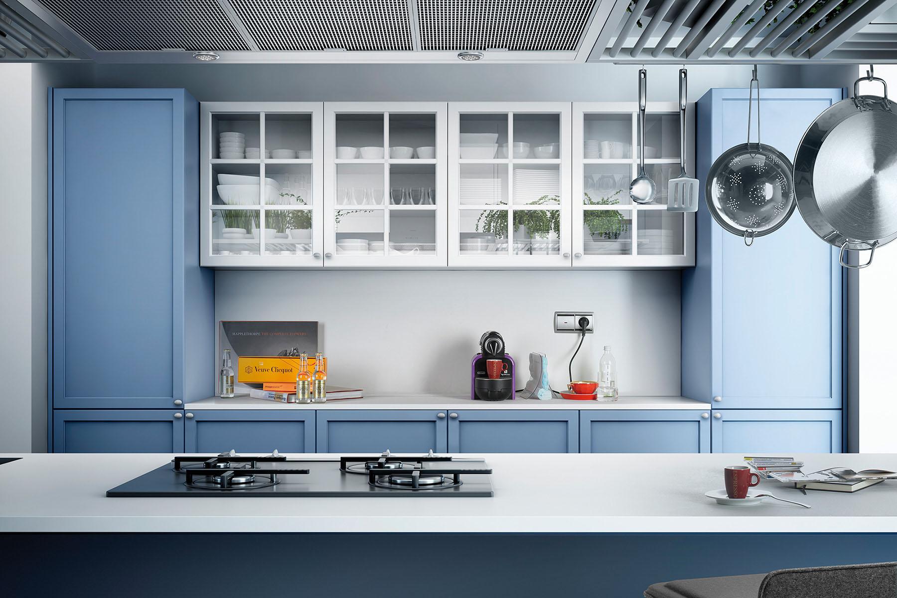 Cocina LOGOS Modelo SENZA