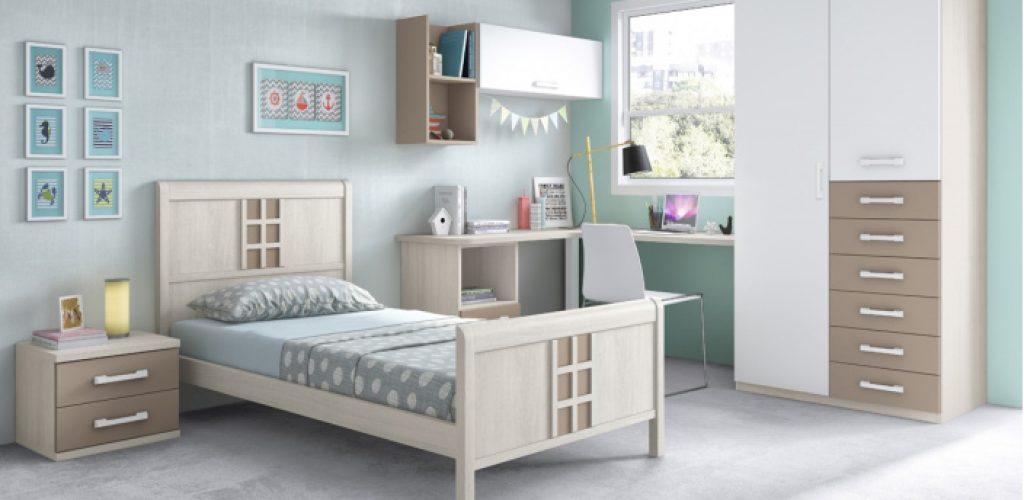 La cama juvenil perfecta - Muebles Romerohogar