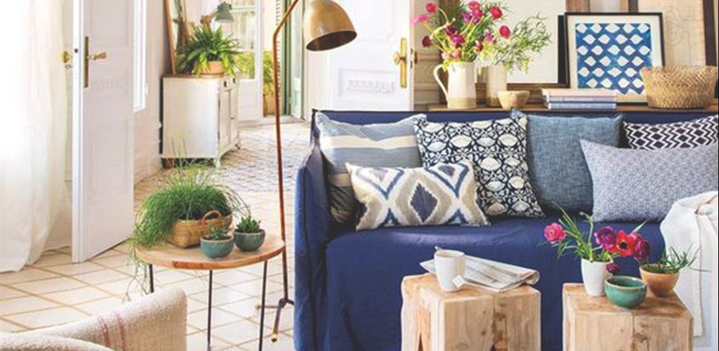 Decora tu casa para combatir el calor muebles romerohogar for Decora tu casa online