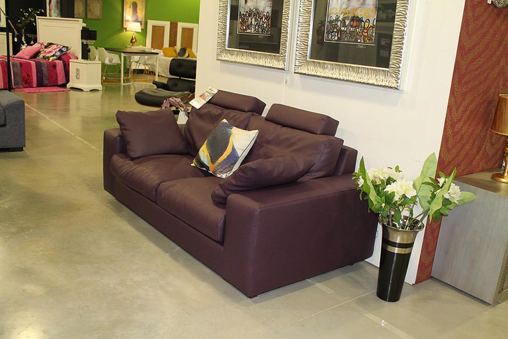 Sofa calixto de fama sofas muebles romerohogar - Muebles fama ...