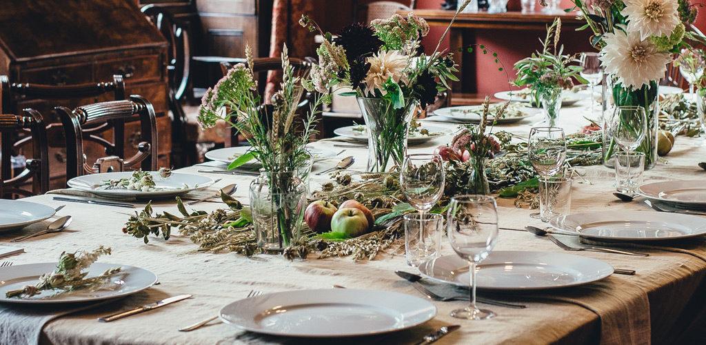 Elegir la mejor mesa de comedor