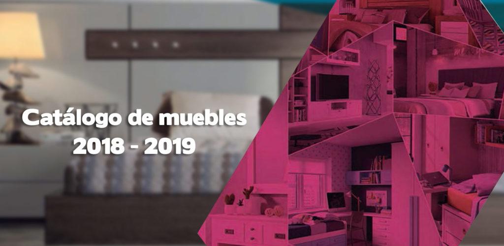 NUEVO CATÁLOGO ANUAL DE MUEBLES ROMEROHOGAR 2018/2019