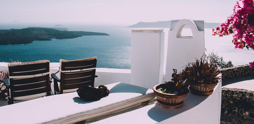 Colores de estilo Mediterráneo en tu hogar
