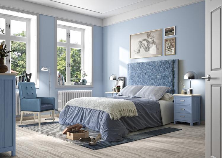 Dormitorio ideal para el sueño perfecto