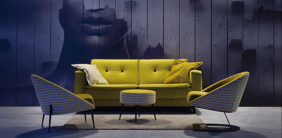 Cinco formas de colocar el sofá en el salón