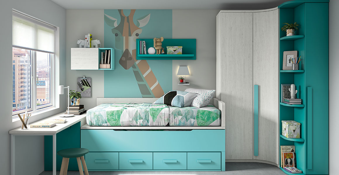 Muebles juvenil