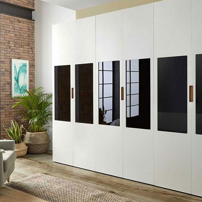 Vestidor de diseño moderno