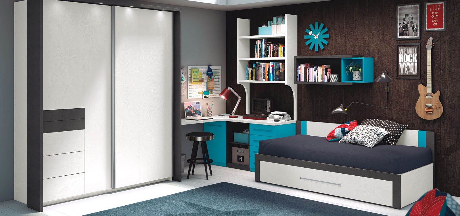 Muebles Juveniles 2020 Romerohogar