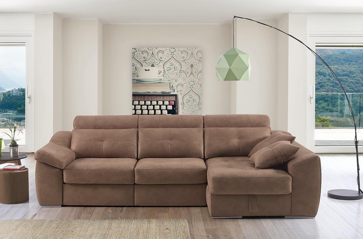 Acierta al elegir. Sofá modular cómodo y resistente