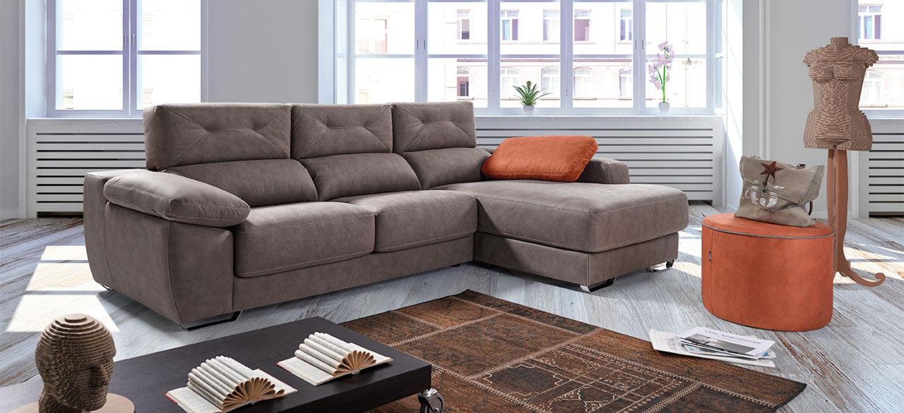 Cómo elegir un sofá cómodo y duradero para el salón