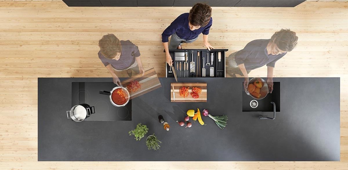 Orden en la cocina: así la aprovechas al máximo