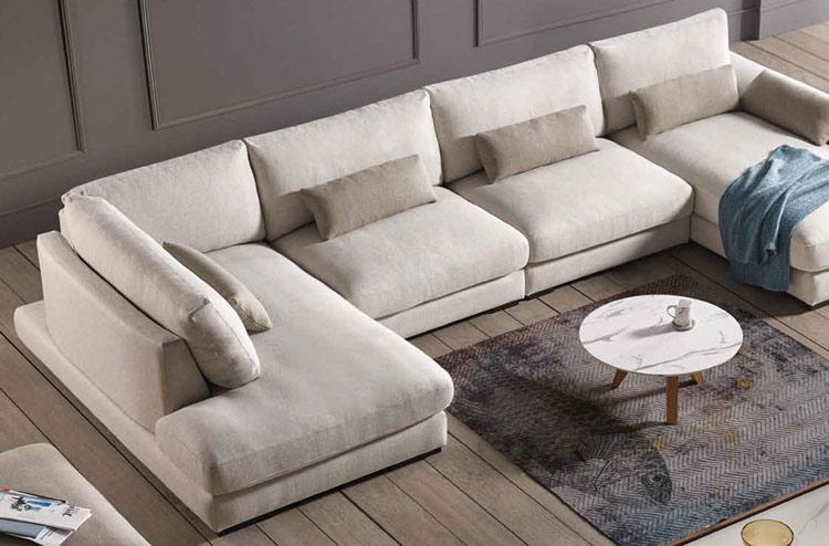 sofa Romerohogar modelo Paula