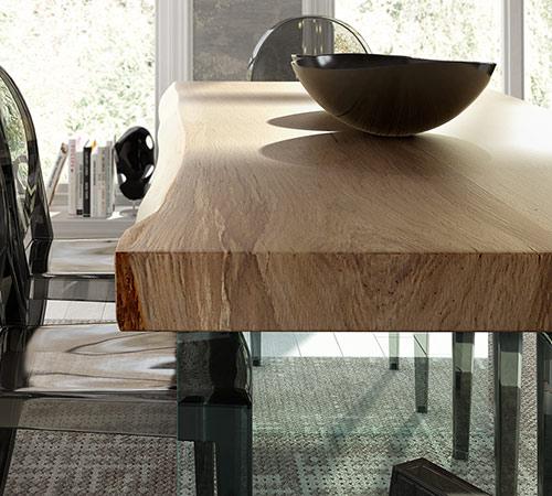 Mesas de maderas exclusivas