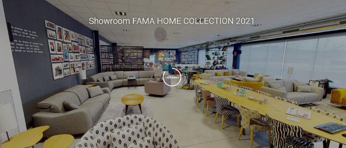showroom virtual Fama