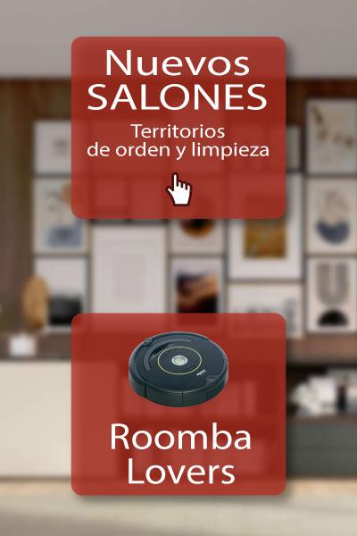 Salones Roomba Lovers
