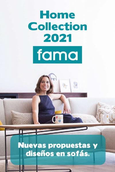 Colección de sofás FAMA 2021