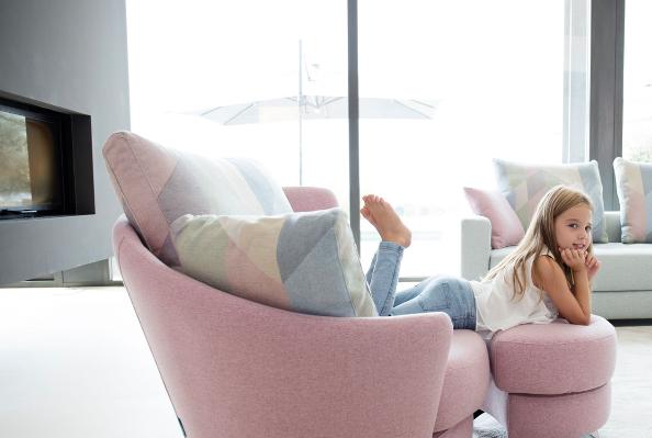 Roxane es un sillón con un diseño muy especial que te hará disfrutar de momentos inolvidables.