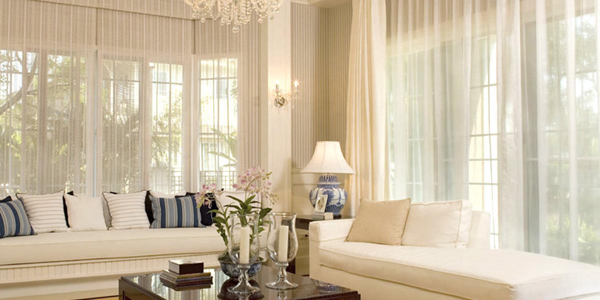 Textiles frescos para el hogar