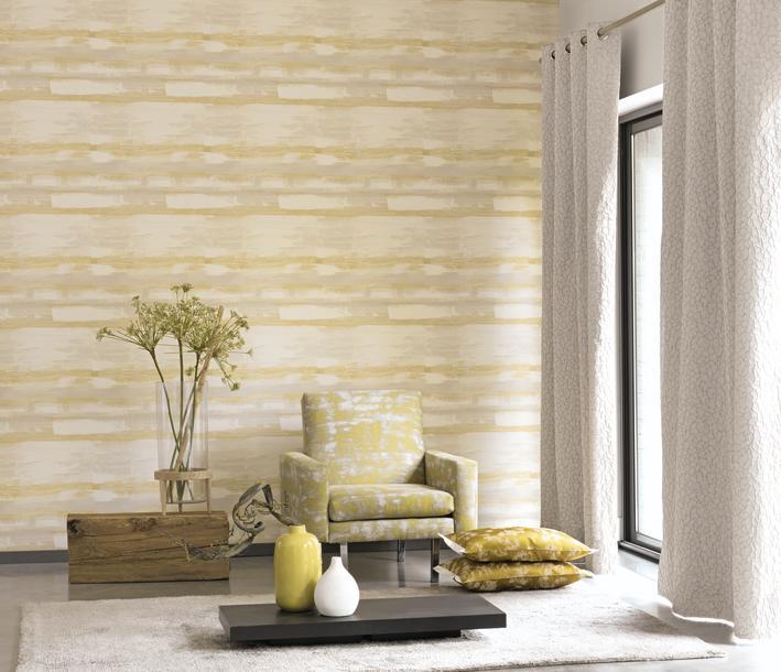 El algodón y el lino son materiales transpirables empleados en tapicerías, cojines y cortinas.
