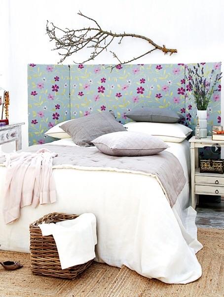 Interiorismo textil.